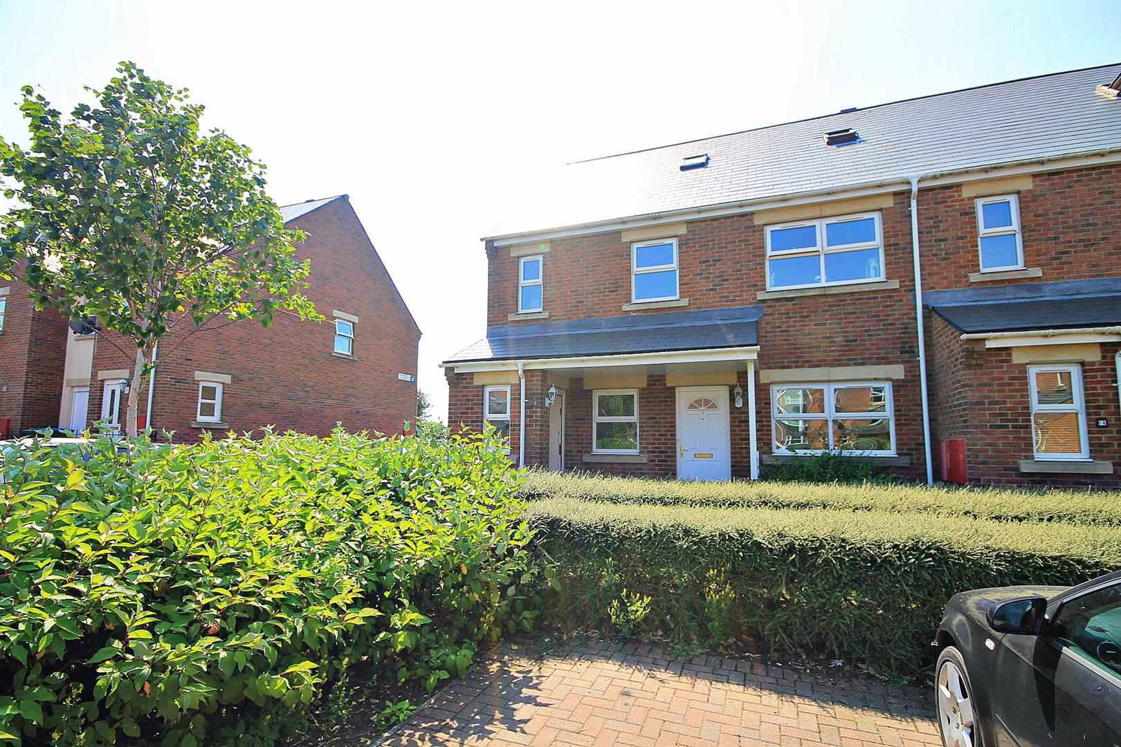 3 Bedrooms Maisonette Flat for sale in Bower Court, Coxhoe, Durham